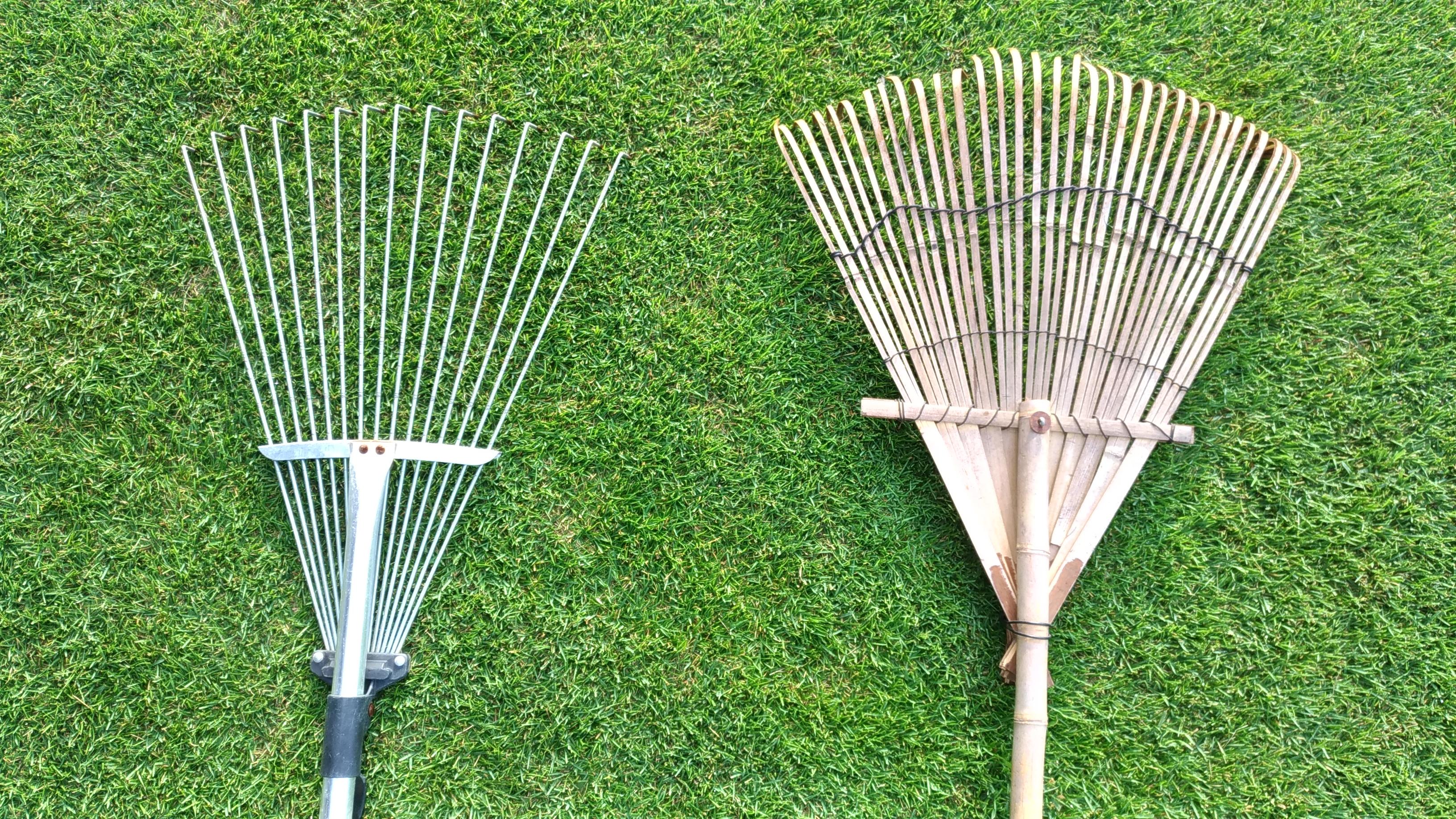 芝生に使えるレーキおすすめ9選【サッチング・掃除・地ならし】