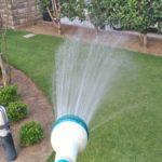 芝生の水やりは時間帯と頻度が大切😃✨