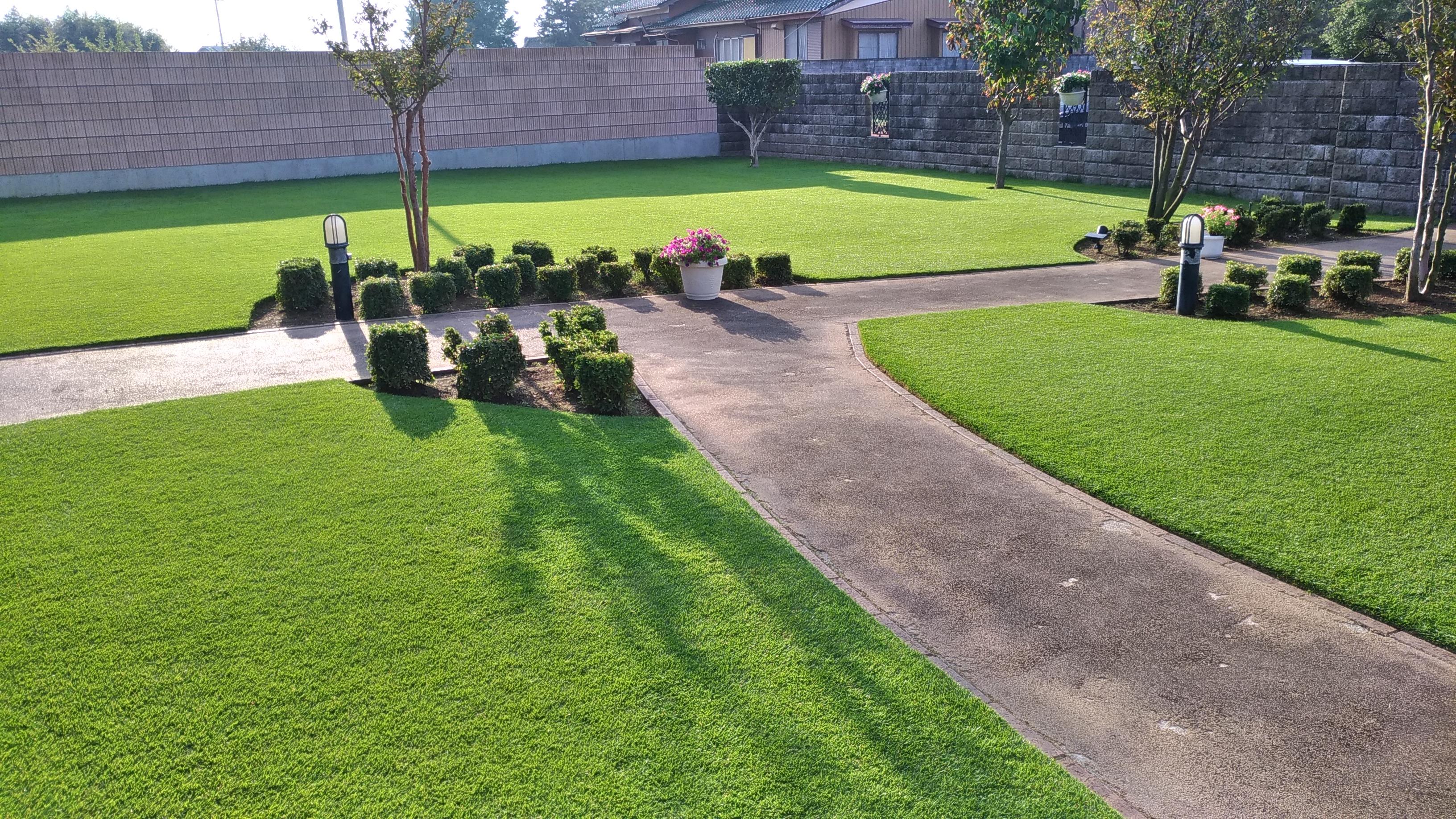 芝生の手入れ!10月に行うべき作業ベスト3😃✨