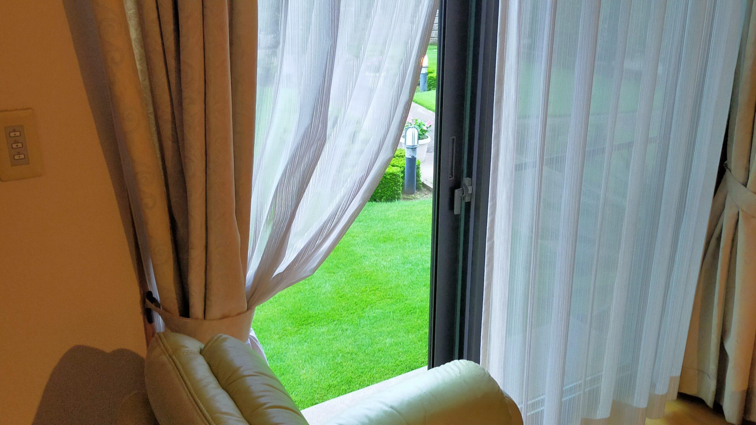 芝生があると窓を開けたくなる😄✨【stand.fm】